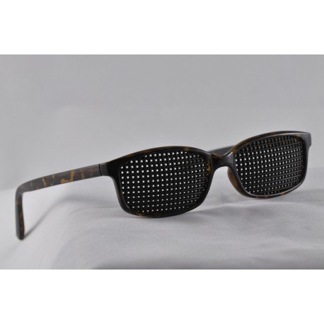 Gafas Piraidales de Pasta