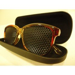 Gafas Reticulares Hexagonales